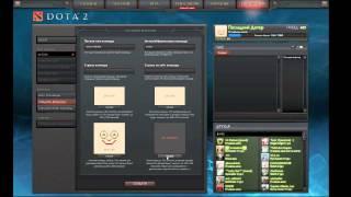 Как создать свою команду Dota 2 Дота 2(видео о том как создать команду для игры в Dota 2 вставить логотип и пригласить друзей. это на пол http://link.ac/2wF90..., 2013-07-01T19:01:50.000Z)