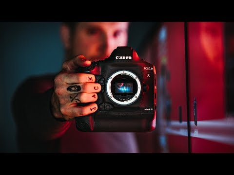 HANDS ON with NEW Canon 1DXMK3!!