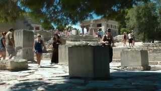 Kreta - Die Insel der Götter - Palast von Knossos - Höhle von Melidoni - Kloster Arkadi.