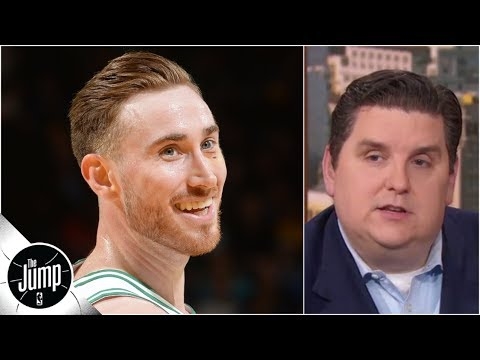 Gordon Hayward Might Be 'the Biggest X-factor In The East' - Brian Windhorst | The Jump