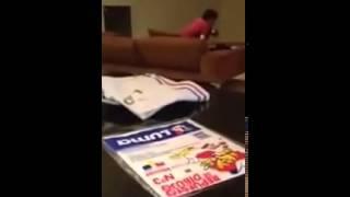 La agresión de Maradona a Rocío Oliva