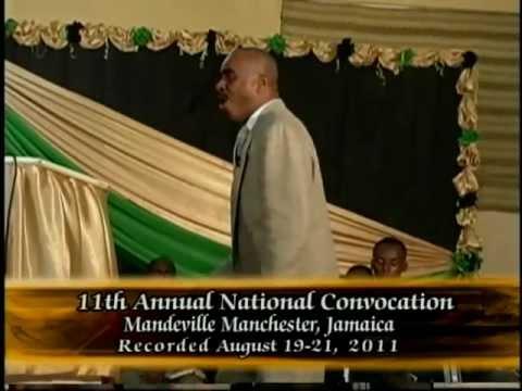 Pastor Gino Jennings Truth of God Broadcast 907-908 Mandeville, Manchester Jamaica
