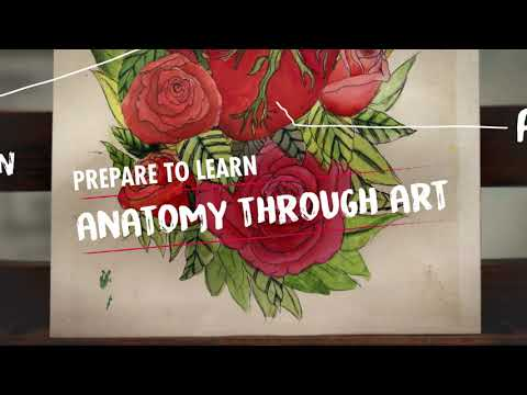 Arts Academy in the Woods - Prepare to Learn Anatomy through Art