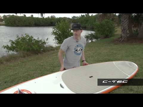 BIC Sport 12' Ocean Stand Up Paddleboard - SUP