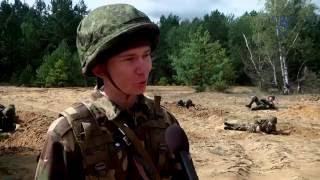 Учебно-полевые сборы по начальной боевой подготовке первокурсников военного факультета ГрГУ