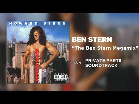 Ben Stern - The Ben Stern Megamix (Private Parts: The Album)