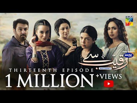 Raqeeb Se | Episode 13 | Digitally Presented By Master Paints | HUM TV | Drama | 14 April 2021