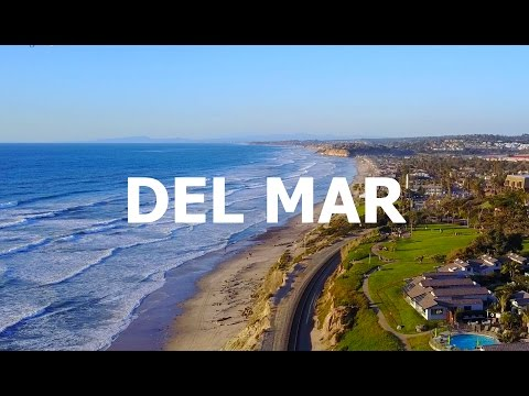 Why should I live in Del Mar?  Del Mar Real Estate - 4K HD