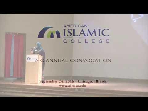 American Islamic College Annual Convocation