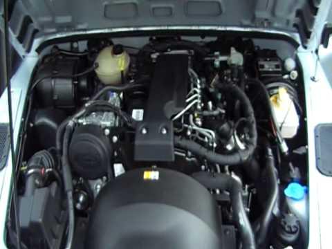 My Defender90 Quot 2 4l Htw My2010 Puma Engine Youtube