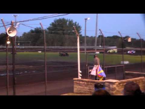 Carter Vandenberg Heat Race 09/13/2014 @ Algona Raceway