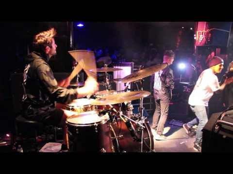 Fit For A King ft. Mattie Montgomery - Slave To Nothing [Jared Easterling] Drum Video Live [HD]