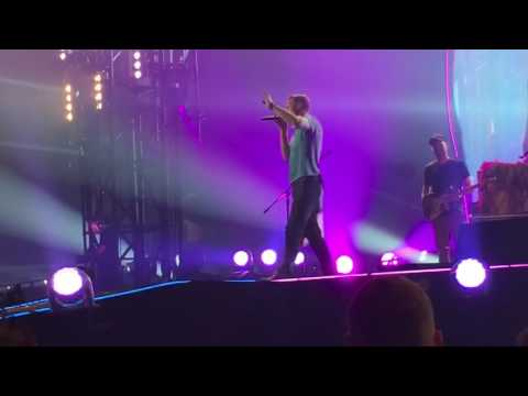 Coldplay Phil Harvey Interview at Leeds Metropolitan University clip