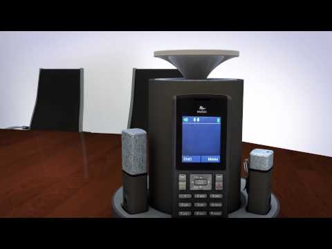 Overview of Revolabs FLX Wireless Conference Phone