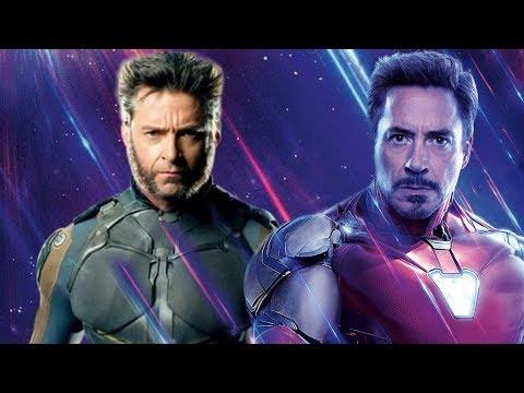Marvel Shows Hugh Jackman Wolverine Footage In Cinemacon Sizzle Reel