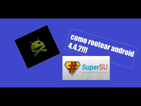 Como Rootear Android 4.2.2 Sin Pc