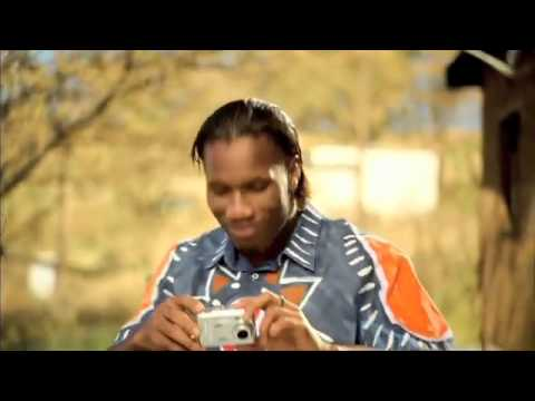 Kaka vs Drogba   FUNNY Pepsi Commercial MUST SEE   YouTube