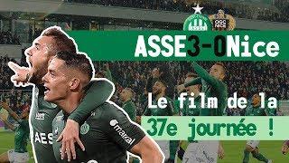 ASSE 3-0 Nice : le film du match