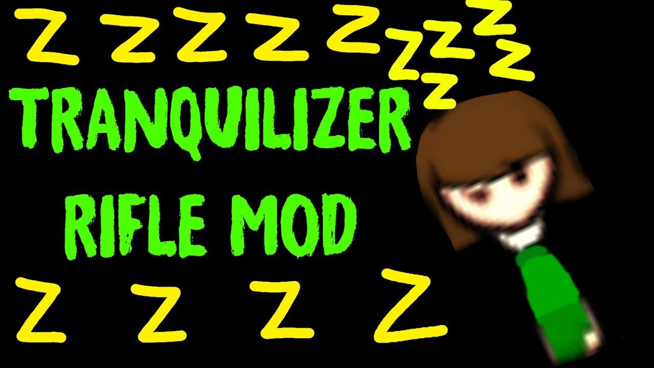 Download Rimworld Mod Guide: Tranquilizer Rifle Mod! Rimworld Mod Showcase