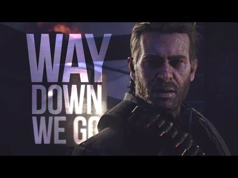 Way Down We Go | Red Dead Redemption 2
