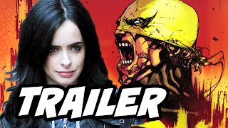 Jessica Jones Official Trailer 2 and Marvel Iron Fist Rumors Explained