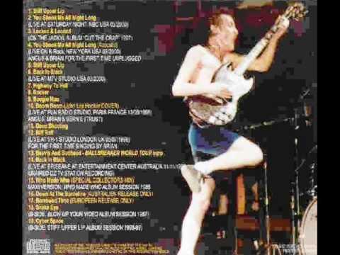 AC/DC - Stiff Upper Lip - Live [NBC 2000]