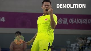 10 times LIN DAN destroyed other players