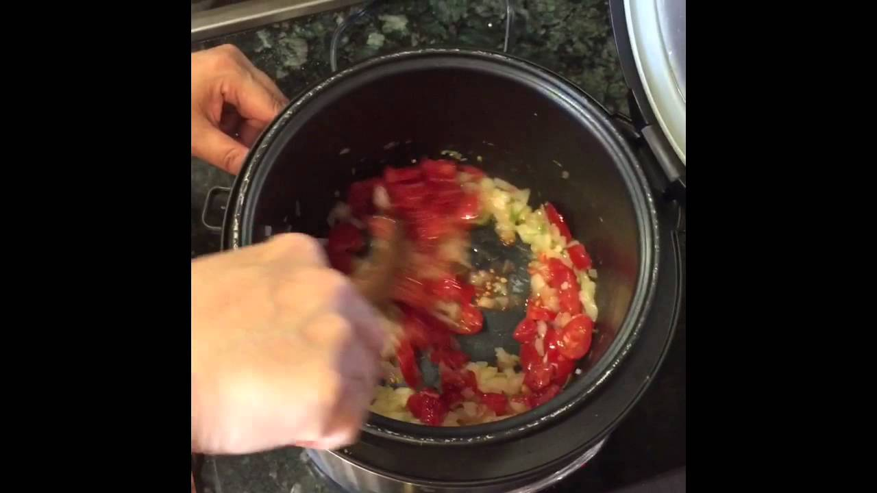 How To Make Beans (dal) In A Rice Cooker Hybrid Machine