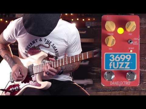 Danelectro 3699 fUZZ pedal - fOXX Tone Machine is back!