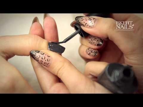 Krok po kroku jak nakładać lakier hybrydowy Shellac  - Ekert Nails
