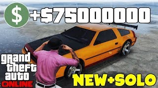 EASY SOLO GTA 5 Online Money Glitch PS4/XBOX1/PC! (Unlimited Money) *You Must Do This*