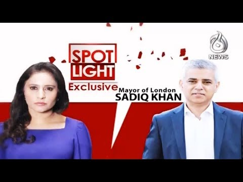 Spot Light - 6 December 2017 - Aaj News