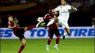 Real Madrid vs AC Milan : 0 - 0(Penalty : 10 - 9) ~ All Match Highlights~ 30/07/2015|HD