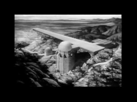 (1955) Captain Midnight Artic Avalanche HD 1080p