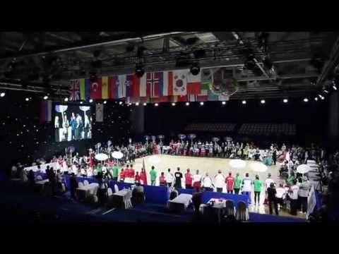 2013 IPC Wheelchair Dance Sport Continents Cup (Moscow)