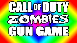 ZOMBIES GUN GAME ★ Call of Duty Zombies (Zombie Games)