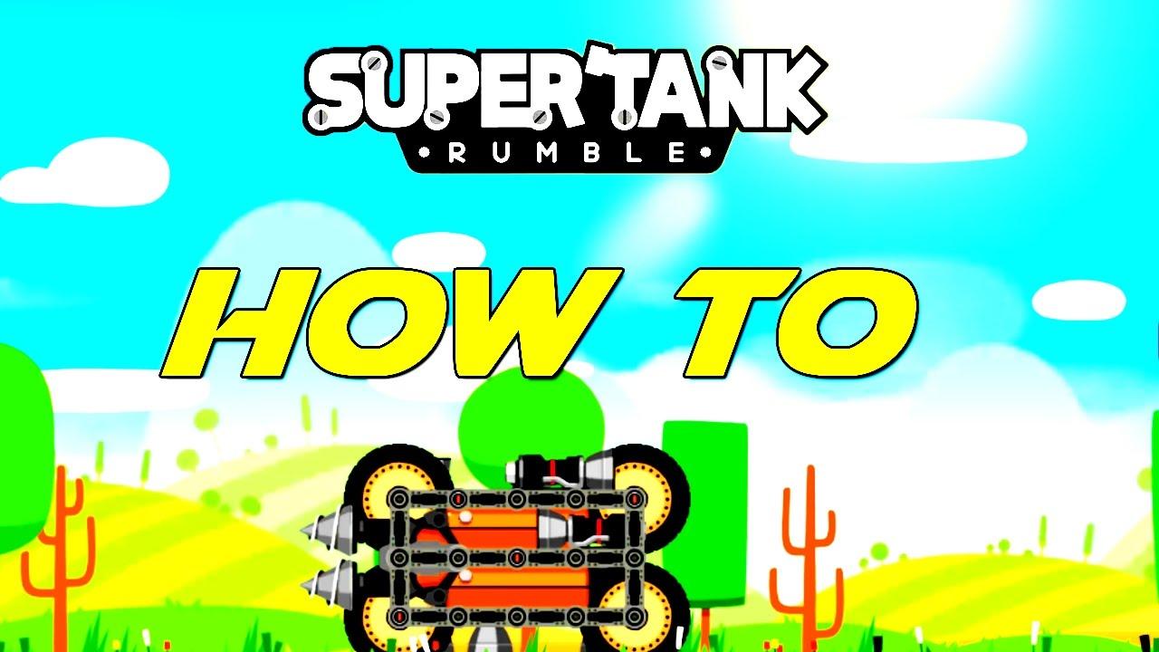 Rumble Tank Build