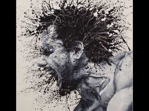 Powerful Expression Paintings by Italian Artist Paolo Troilo