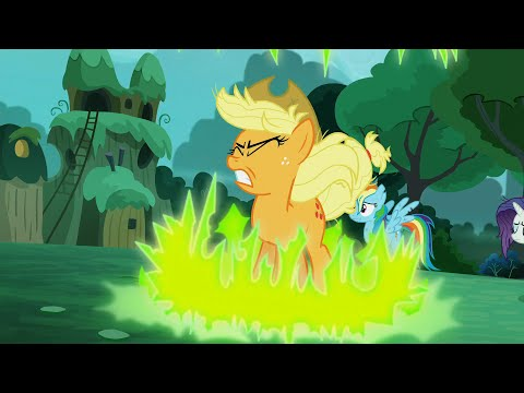 Queen Chrysalis Invades The Resistance Camp - My Little Pony: Friendship Is Magic - Season 5