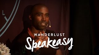 """""""The Sacred Embrace: Acknowledge. Accept. Release."""" Keith Mitchell at Wanderlust"""