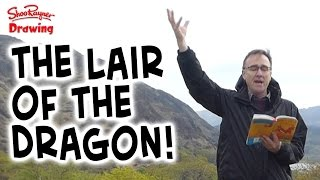 A visit to the lair of the Red Dragon of Wales - Dinas Emrys