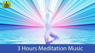 Meditation Music for Positive Energy - Clearing Subconscious Negativity, Relax Mind Body - 960