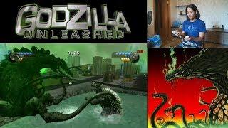 Запуск Godzilla: Unleashed на Nintendo Wii