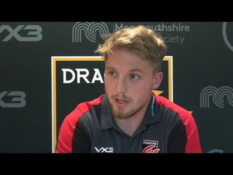 Dragons TV: Tyler Morgan previews Glasgow