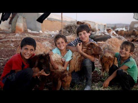 الموسيقى علاج للأطفال من صدمات الحرب في مخيم بالأردن  - 21:54-2019 / 8 / 12