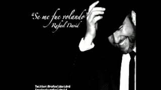 Rafael David - Se me fue volando (official web clip) Bachata 2014