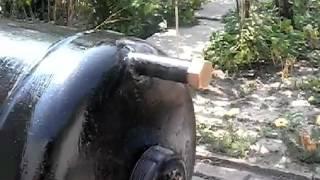 Бойлер косвенного нагрева из газового балона(, 2016-07-26T09:48:52.000Z)