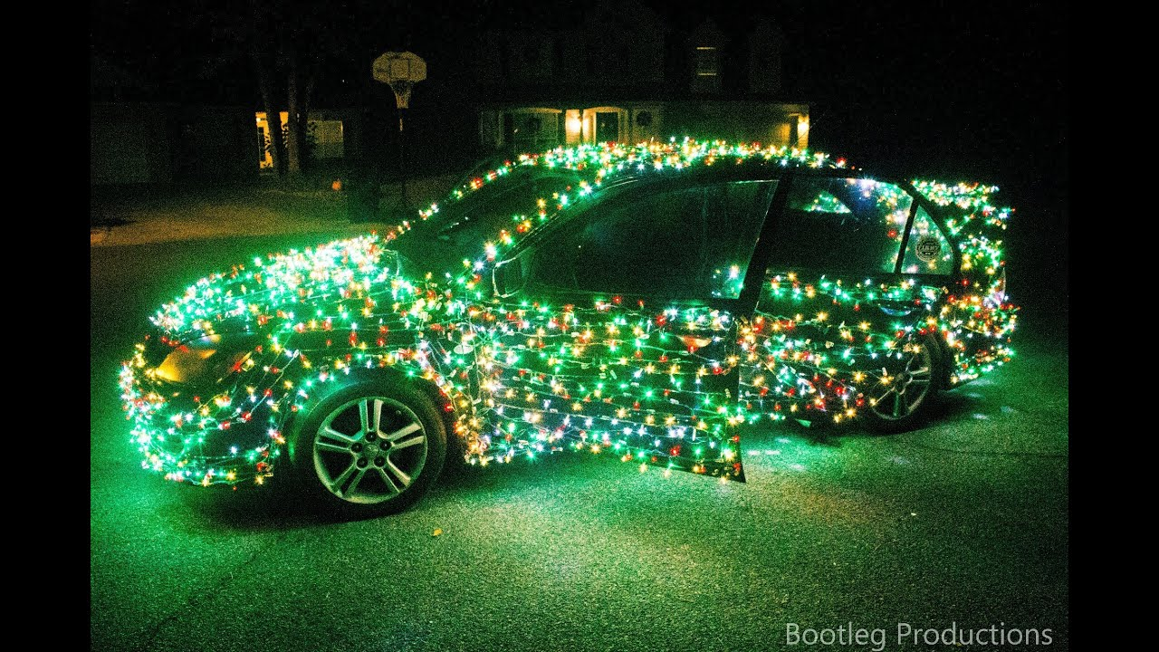 Christmas Car - YouTube