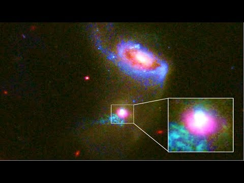 For The First Time Ever, Astronomers Have Observed a Black Hole Ejecting Matter