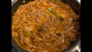 How to make the best Ropa Vieja